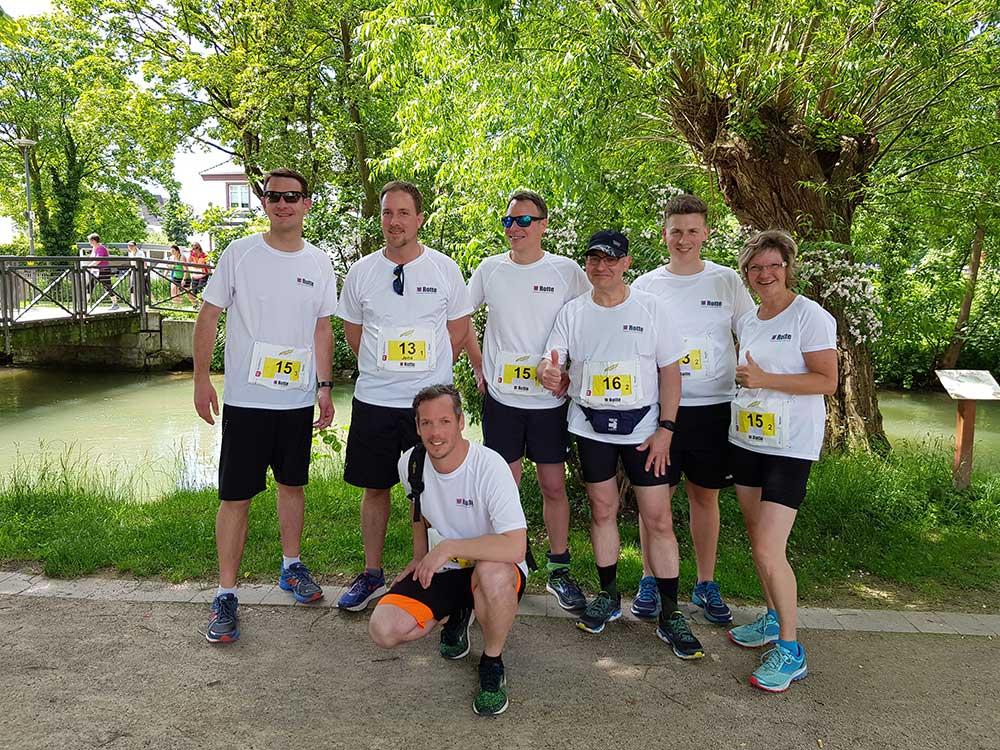 Rotte beim Klingenthal Sport Marathon 2019