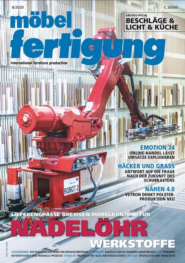 Rotte Interview Möbelfertigung Ausgabe 08/2020