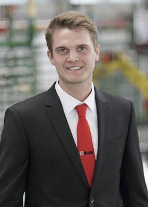 Benedikt Rotte – Geschäftsführender Gesellschafter