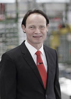 Dr. Franz-Barthold Gockel – Geschäftsführer
