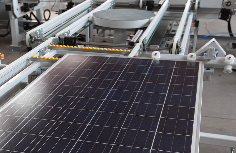 Cleaning Station Solarmodule