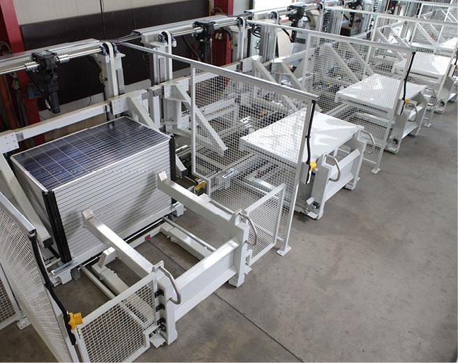 Rotte MMS Multi-Solar-Modul-Sorter