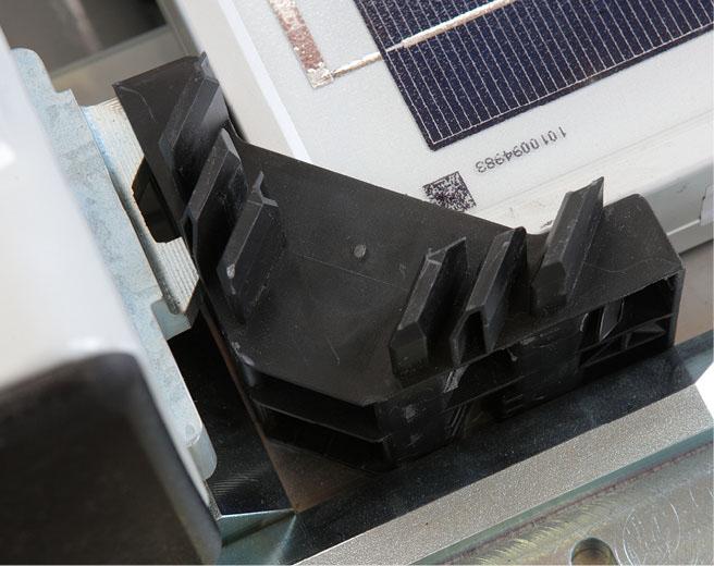 Solar Module Eckpack Ecken