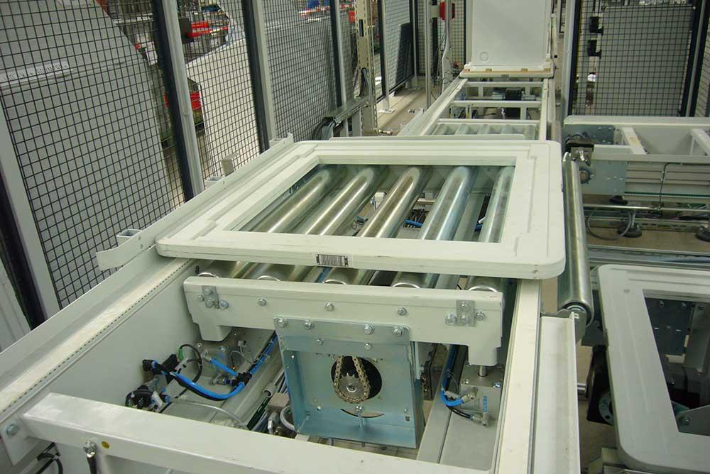 Adapter plate automatic washing machines