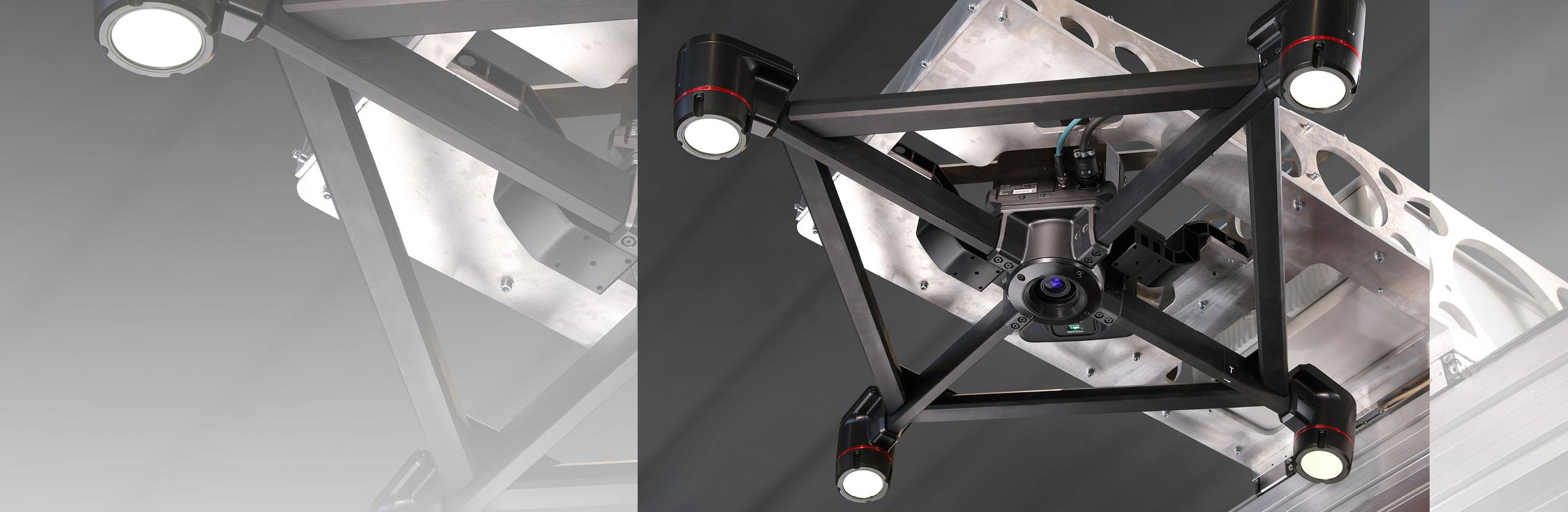 3D Camera Keyence Bin Picking