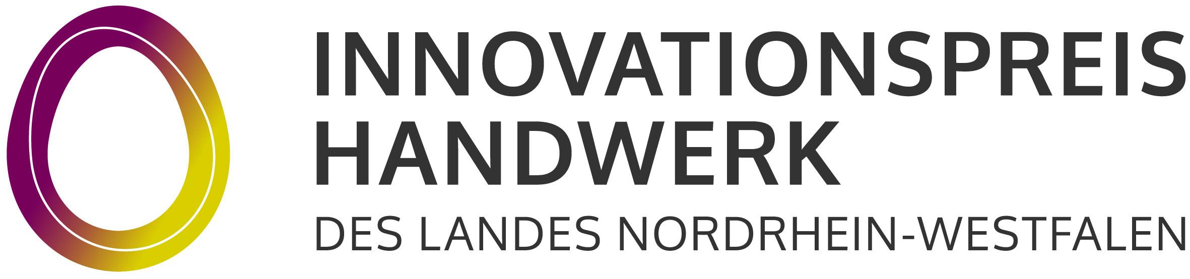 Sieger Innovationspreis Handwerk des Landes Nordrhein-Westfalen