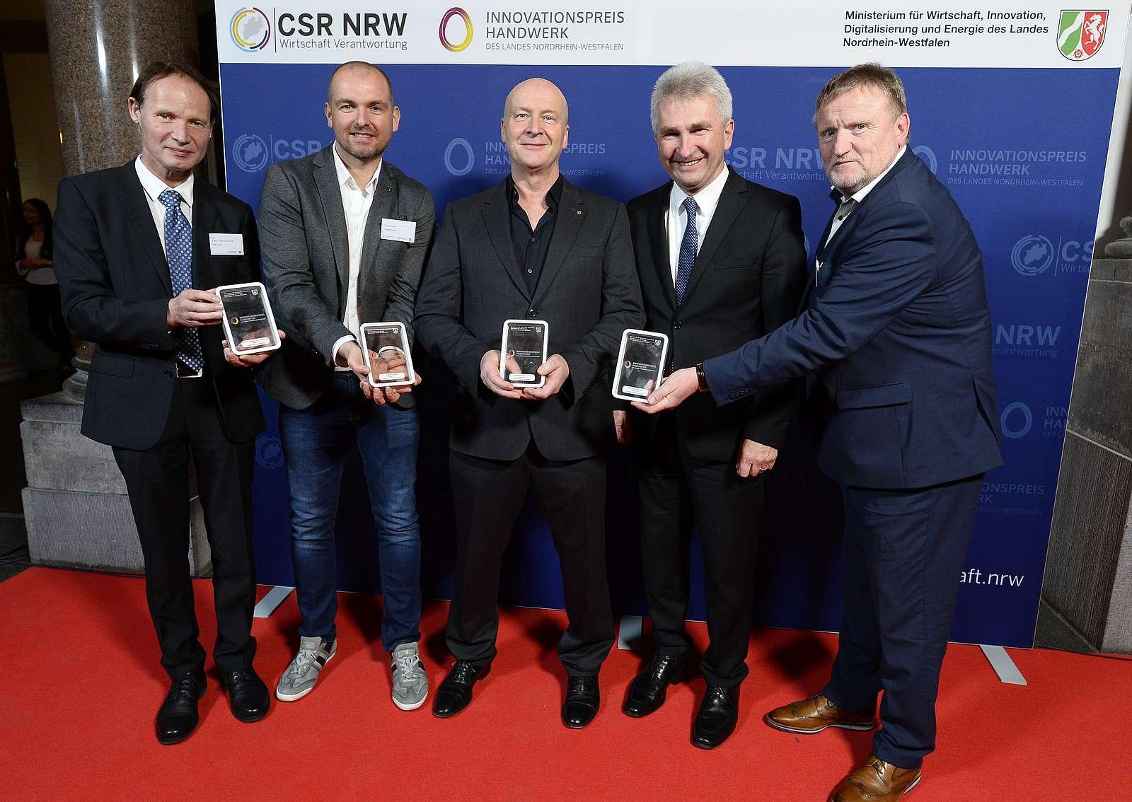 Innovationspreis 2019 die Preisträger