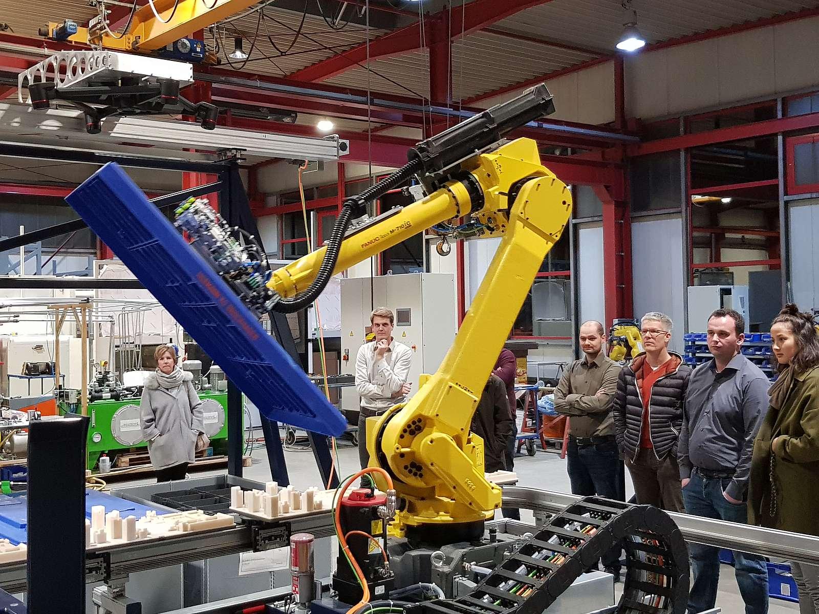 Automatisierungstechnik bei Rotte