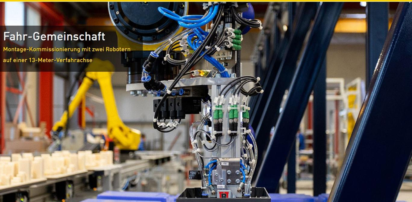 Fanuc/Rotte Success Story