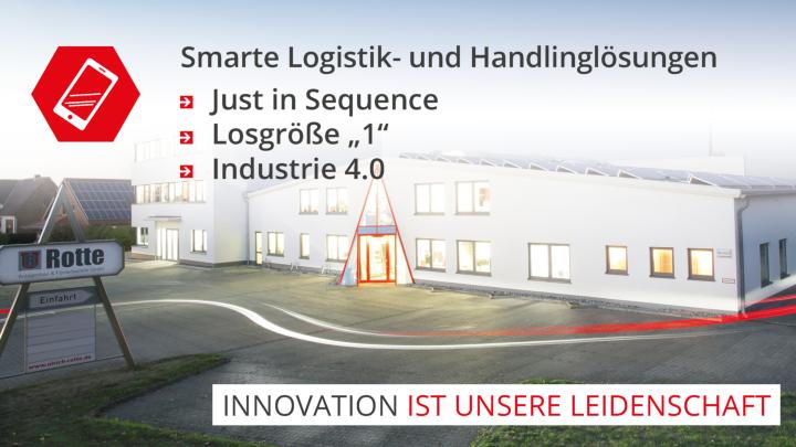 """Vortrag beim 3. Kongress der Möbelfertigung """"Smarte Logistik- und Handlinglösungen für die Möbelfertigung"""""""