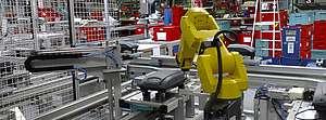 Robotik Greifer Greifersysteme