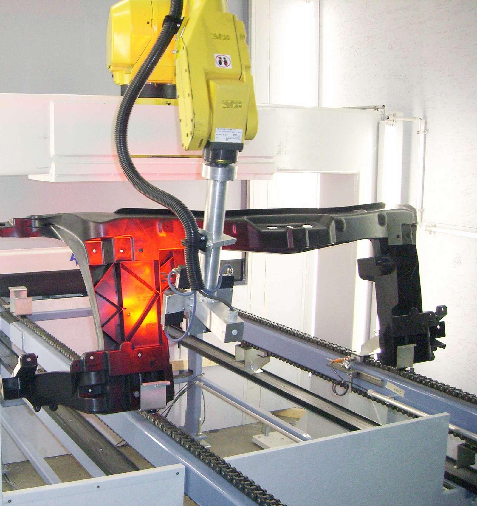 Optischen Bauteilüberprüfung