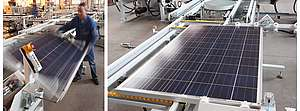 Solarindustrie Rotte