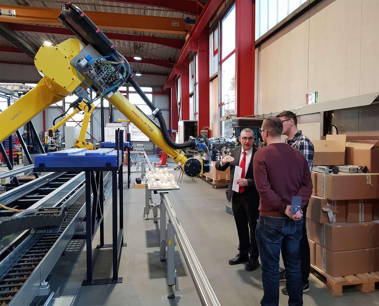 Robotik Automatisierung