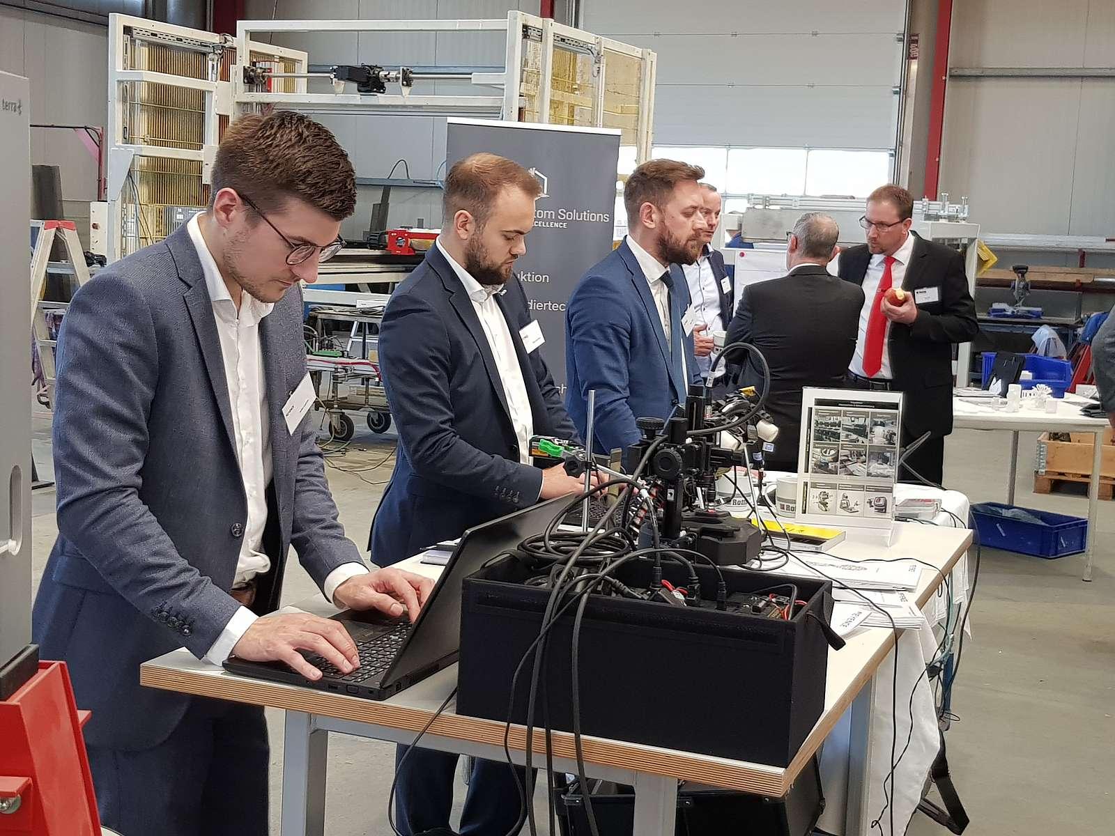 Hausmesse Smart Factory