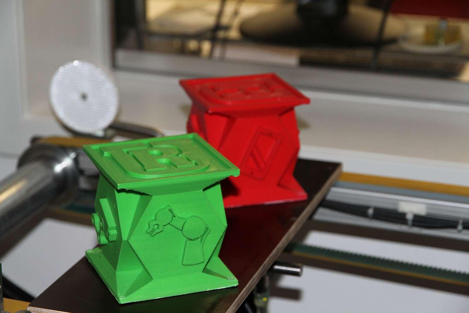 Rotte Cube Einweihungsfeier Gastgeschenke