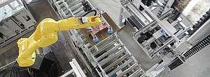 Automatisierung Robotik Rotte