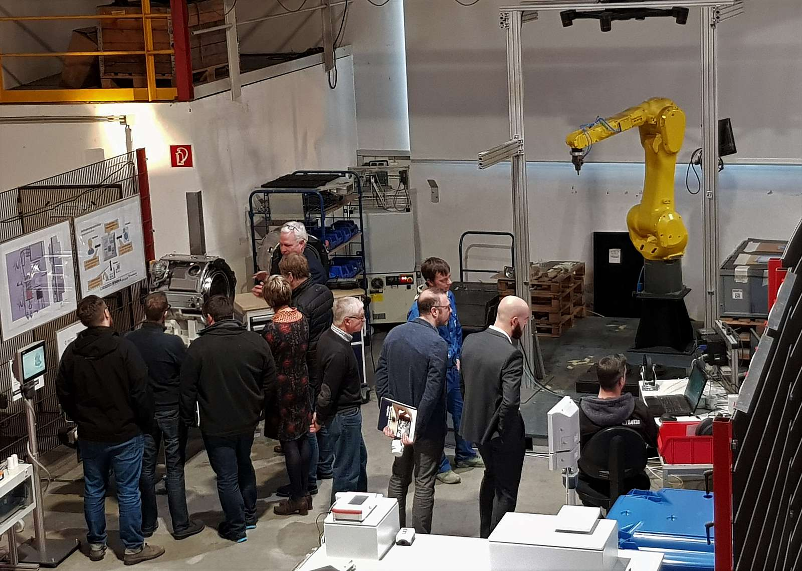 Produktschautag Robotik Automatisierung