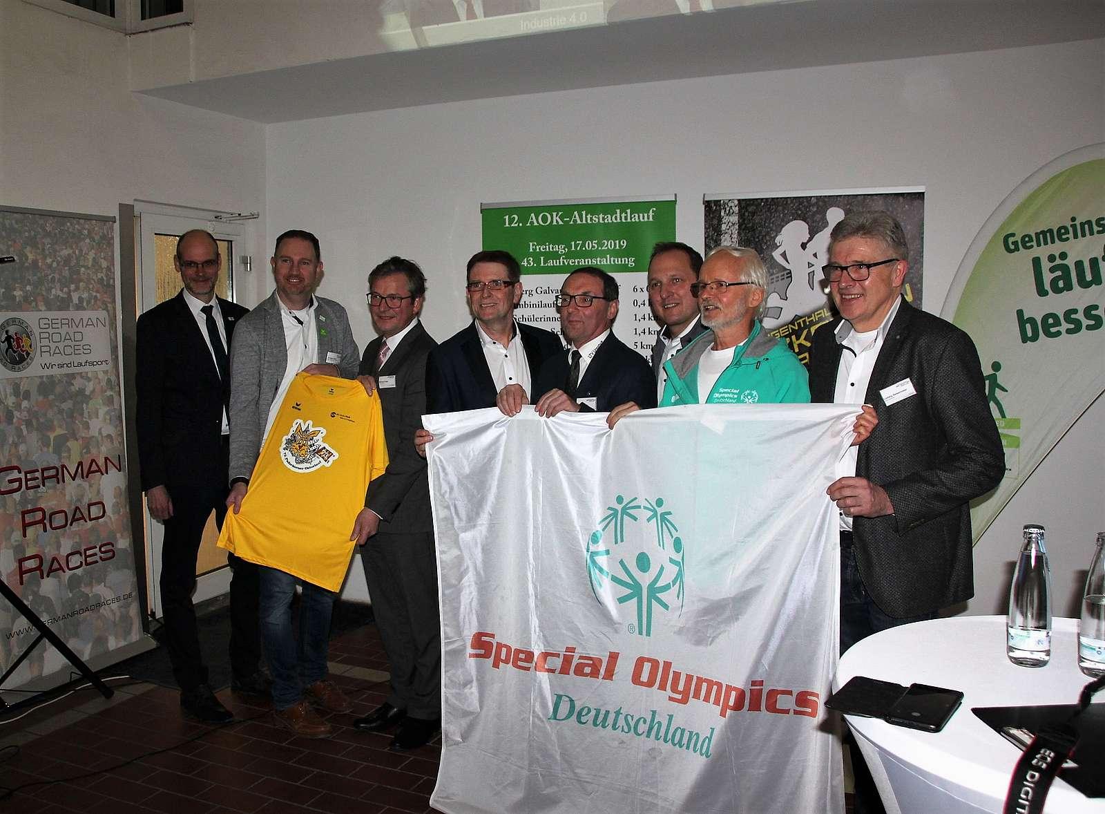 Klingenthal Sport Salzkotten Marathon Rotte