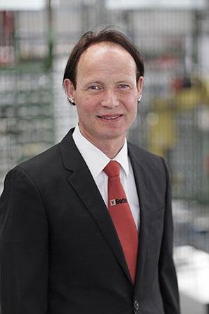 Dr. Franz-Barthold Gockel – Managing Director
