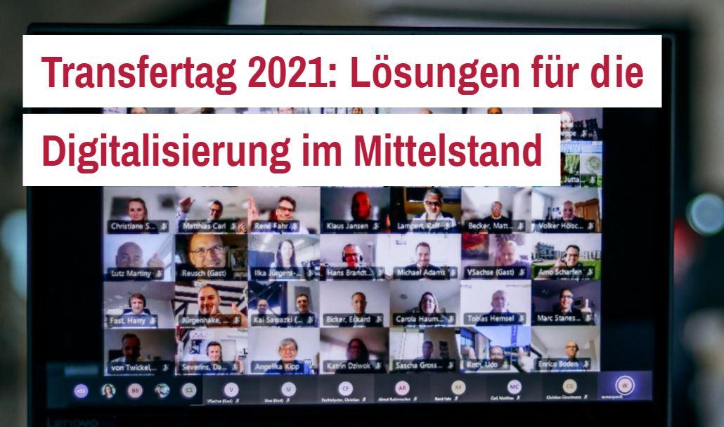 Transfertag 2021 Speaker Rotte